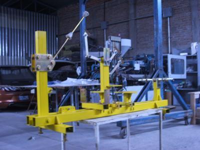 heavy   duty welding jig