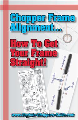 Motorcycle Frame Alignment