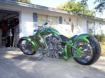 110 Revtech Custom Chopper