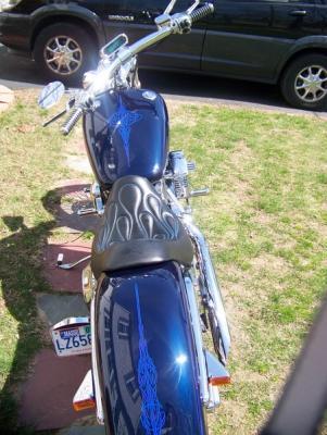 Custom Deuce Chopper