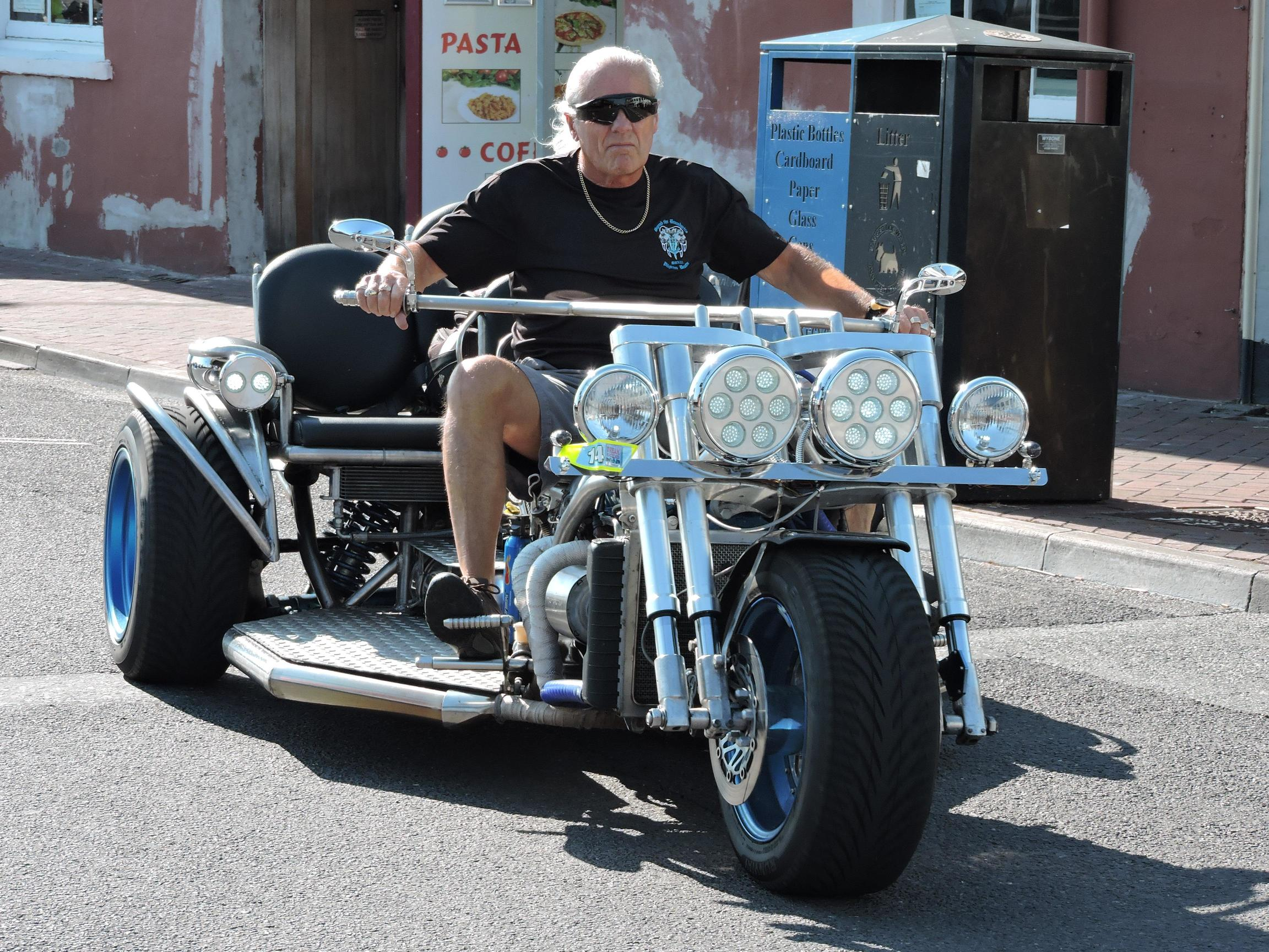 Is A V8 Trike A Good Project