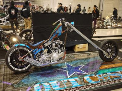 Japanese Custom Chopper