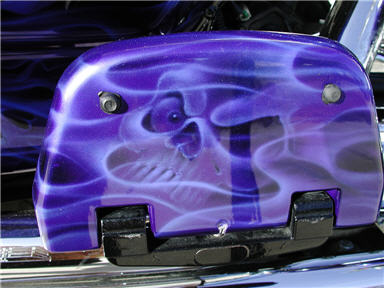 How Much Is A Car Paint Job >> Motorcycle Painting Tutorial