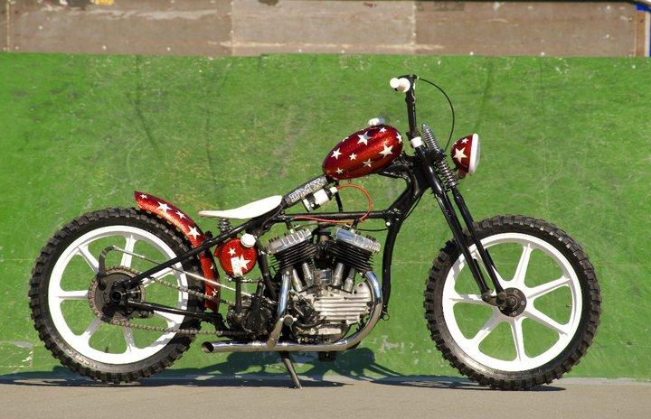 bmx bobber motorcycle