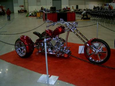 A Look At Custom Trikes