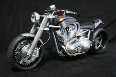 DAM Tech Global Motorcycle