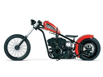 sportster chopper