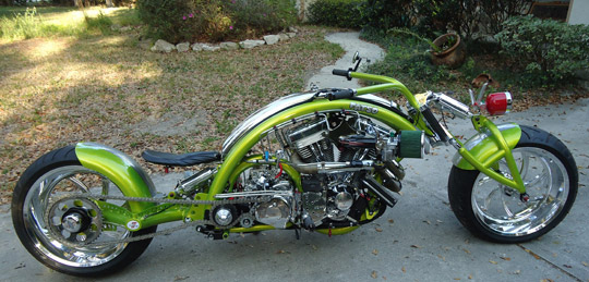 10 Extreme Choppers Bobbers And More