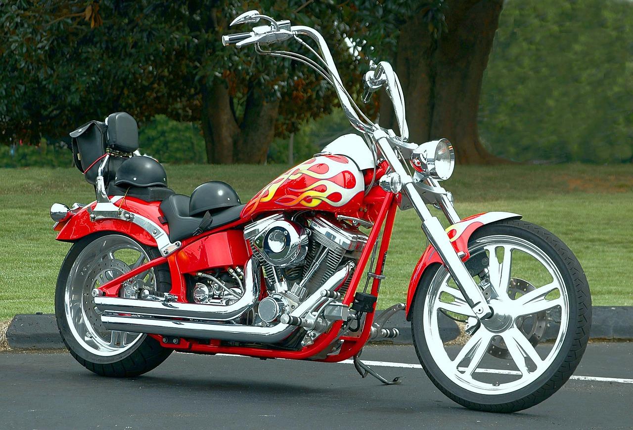 Custom Ducati Frames For Sale