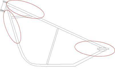 here s how to build a chopper frame Triumph Bonneville Bobber