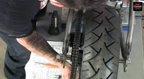 Sprocket Alignment