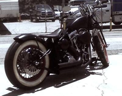 Bobber Classic View