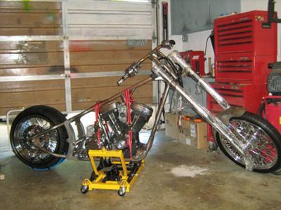 Garage Built Chopper