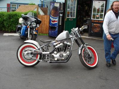 Ironhead Chopper