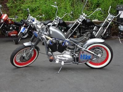 Harley Davidson Ironhead Sportster