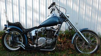 KZ900 Chopper
