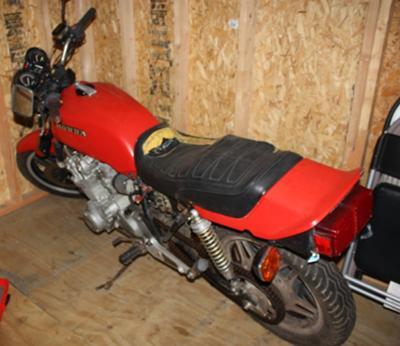 Honda 1980 CB750F
