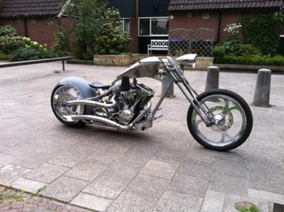 Twisted Choppers Springer Front End