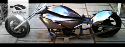 Kawasaki 750 Pro Street Chopper
