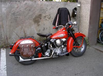 1941 Knucklehead