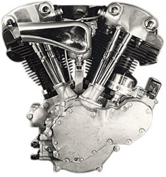 Harley Knucklehead Engine