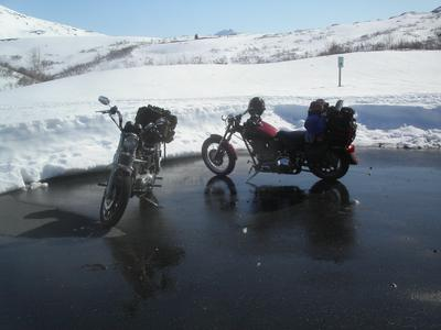 Alaska Motorcycle Tour