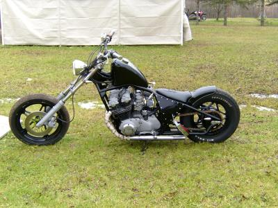 Honda 650 Chopper