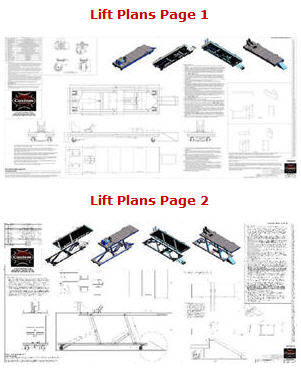 motorcycle lift table plans pages 1-2