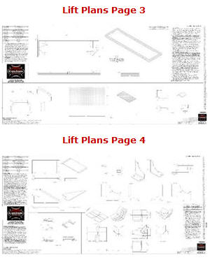 motorcycle lift plans pages 3-4