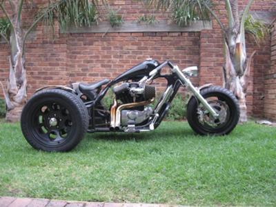 M2 Cyclone Trike
