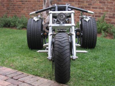 Cyclone Trike Front