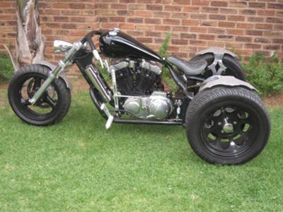 Rigid Trike Frame