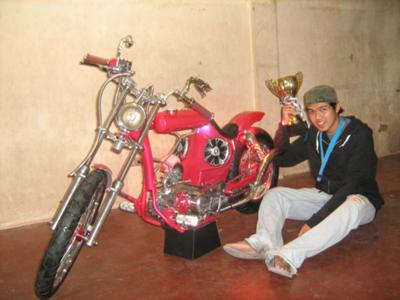 Gaisano Mall Bike champion Moped Underbone