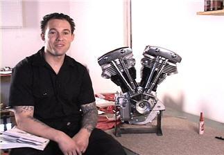 Building A Shovelhead Engine
