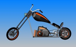 mini chopper plans set 1