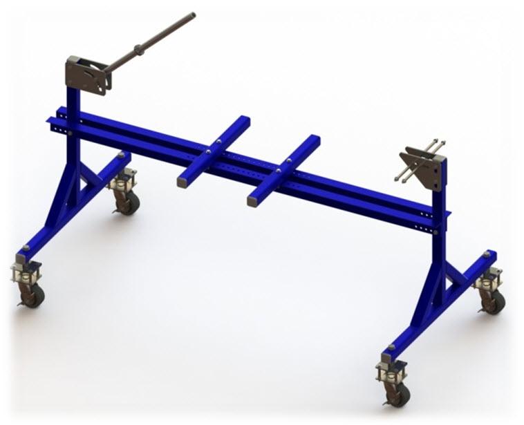 build a frame jig