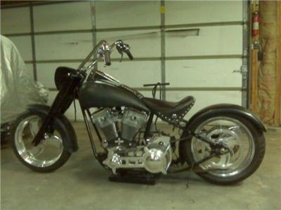 Rigid Frame Chopper Build