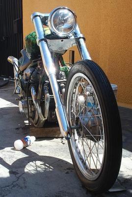 CB 750 Custom