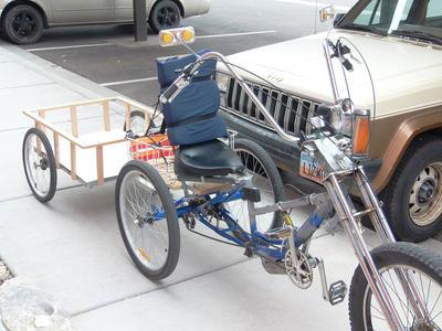 my cool trikebike