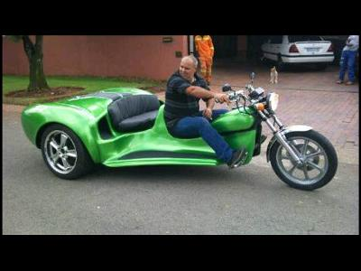 Turbo Trike