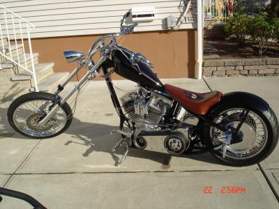 Olddice Chopper