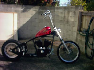 Oldschool Chopper