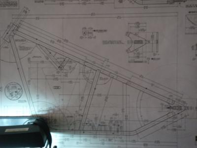 300 Series Chopper Frame Plans