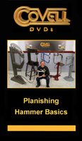 planishing hammer dvd