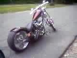 Lucky 7 Custom Chopper