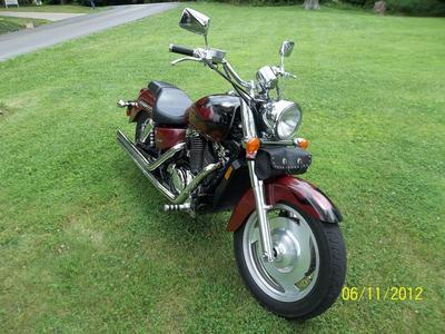 Sabre Custom Motorcycle