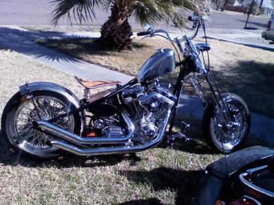 Slingshot Custom Chopper