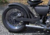 chopper swing arm