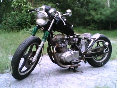 Suzuki GR 650