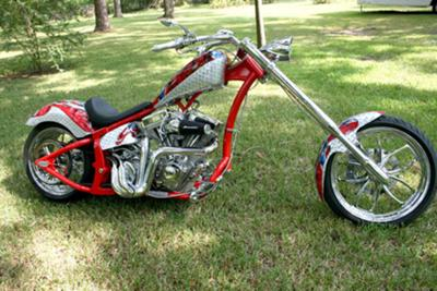 The Colonel Custom Chopper